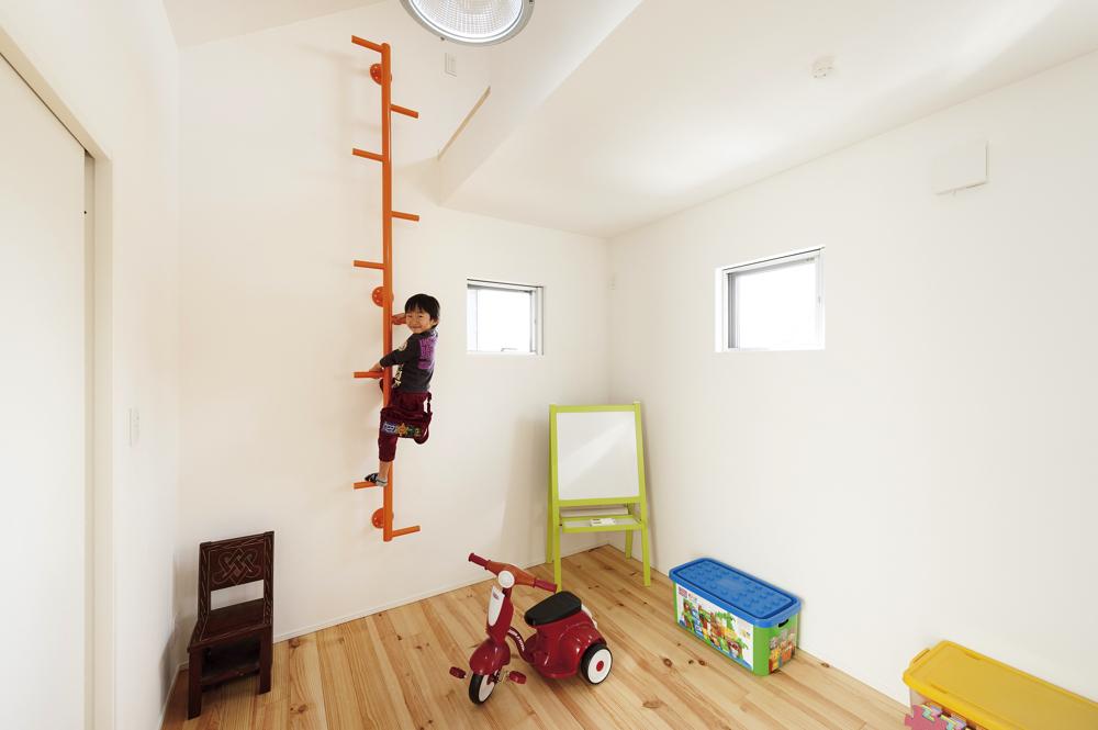 家族が集い、語らう「大階段」のある家